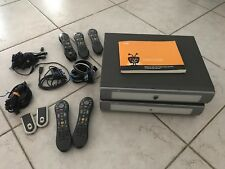 Lot Of 2 TiVo Series 2 DVRs 80hr/40hr plus Accessories NO SERVICE
