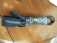 Dakine Kainui Team Leash Irons Black2 6ft0in