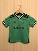 5+/5 Kids Real Madrid 2019/2020 third Sz 3T Adidas shirt jersey maillot 3rd 2-3Y