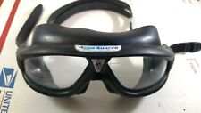 Aqua Sphere Seal XP Swim Mask Swimming Pool Goggles Clear Lens Made in Italy