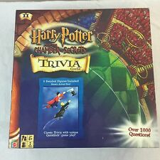 HARRY POTTER AND THE CHAMBER OF SECRETS TRIVIA GAME 100% Complete!