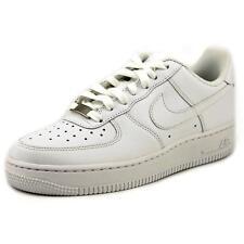 san francisco 13b49 6dabc Nike WMNS Air Force 1 07 Women US 6.5 White Basketball Shoe Seconds 10350