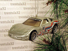 '97 CHEVY CORVETTE RACE CAR 1997 CHEVROLET RACING CHRISTMAS TREE ORNAMENT XMAS