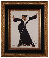 """African American Black Art """"IF GOD SAID IT"""" a Woven Tapestry by Andre Thompson"""