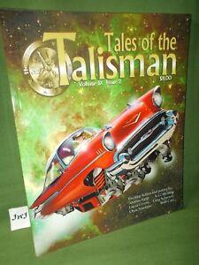 TALES OF THE TALISMAN MAGAZINE VOLUME IX ISSUE 2 2013
