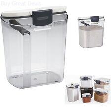 NEW Prepworks by Progressive Flour Storage Container ProKeeper Air-Tight 4 Quart