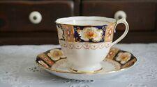 VINTAGE Royal Albert Bone China Heritage Pattern Cup and Saucer, England