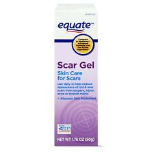 Equate Advanced Scar Gel 50g, Generic Mederma Fast Free EU Shipping