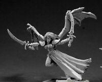 1 x JHORXIA SUCCUBUS - WARLORD REAPER figurine miniature rpg demon devil 14494