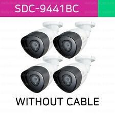 [Lot of 4] Samsung SDC-9441 Smart Camera WITHOUT CABLE**Pre-Owned**Camera only**