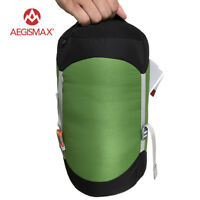 AEGISMAX Compression Stuff Sack Compression Sleeping Bag Stuff Sack Bag 5 Size