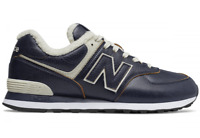 New Balance 574 Men's New Warm Dark Navy Casual Sneakers Shoes ML574-WNF