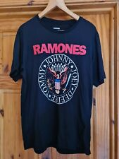 Official Ramones Presidential Seal Band T-Shirt