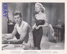 George Nader Virginia Mayo busty VINTAGE Photo Congo Crossing