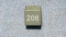 Audi 80 A6 - RELAY Nr.208 Kraftstoffpumpenrelais 8A0951253B SHO 899578000 12V