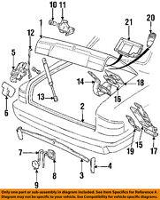 JAGUAR OEM 95-96 XJS Trunk-Lift Support Strut Shock Arm GHC3800AA