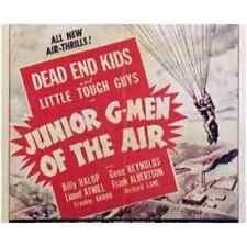 JUNIOR G MEN OF THE AIR, 12 CHAPTER SERIAL, 1942