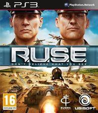 R.U.S.E - Move Compatible (PS3) NEW SEALED