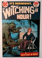 Witching Hour #35 DC 1973 FN+ Bronze Age Comic Book 1st Print
