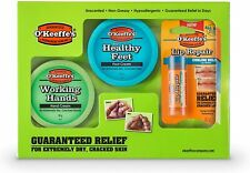 O'Keeffe's Skincare Working Hands, Healthy Feet and Lip Repair GIFT SET