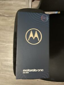 IN HAND!!Motorola One 5G Ace (Unlocked) 128GB Memory Frosted Silver New 2021
