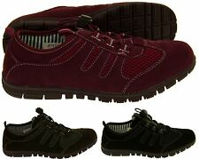 Womens COOLERS Real Leather Casual Trainers Ladies Summer Shoes Size 4 5 6 7 8