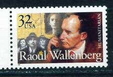 US WW2 Hungary Raoul Wallenberg 1944 Concentration Camps Deportation stamp MNH