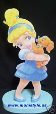 Baby Cinderella birthday party centerpiece decoration