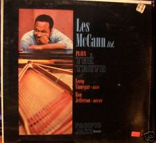 Les McCann  LP  SS    Plays The Truth