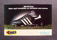 I905- Advertising Pubblicità - 1984 - ADIDAS , WORD CUP