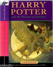 HARRY POTTER AND THE PRISONER OF AZKABAN - J.K.ROWLING 1st/2nd HC UK Ed.1999