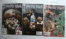 Batman:  Arkham Reborn #1-3 1 2 3 (Dec 2009, DC) LOT of 3