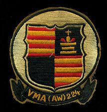 USMC VMA (AW)-224  Patch S-8