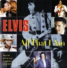 RARE CD IMPORT ELVIS PRESLEY-ALL THAT I AM-ELVIS ON TOUR 1972