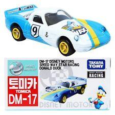 TAKARA TOMY TOMICA Disney Motors DM-17 SPEED WAY STAR RACING DONALD DUCK