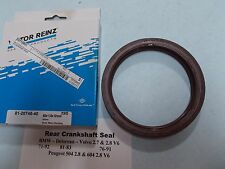 Delorean - BMW - Porsche Volvo V6 2.7 & 2.8L Engine Rear Main Seal - 90x110x12mm