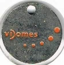 Winkelwagenmuntjes : v. Domes - 0313