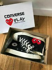 Converse x Comme Des Garcons Cdg Play All Star Chuck Taylor 70 Noir/Blanc