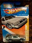 Hot Wheels Back to the Future BTTF (New & Sealed) 1:64 Very RARE (Release 2011)