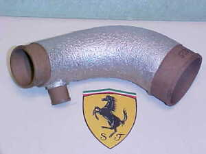 Ferrari F40 Fuel Injection Turbochager Air Inlet Over Supply Pipe Tube_136425_OE