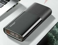 Power Bank 20000mAh USB C PD QC 3.0 Quick Charge External Battery Pack Charger