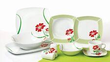 Porcelaine Service de Vaisselle Combi 40 Pièces Angela TK-982
