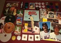 Junk Drawer Lot Collectibles, Mickey Mantle, Juan Soto, Misc #11/29/1P