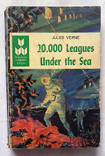 20,000 LEAGUES UNDER THE SEA by Jules Verne (Scholastic Pb 1967)