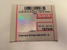 L @ @ K Brand New Genuine SATA-Jet 4000 B RP 1.3 Nozzle Set @ @ K