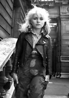 """Reproduction """"Debbie Harry"""" Poster, Home Wall Art"""