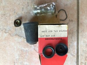 VW Volkswagen Bus Transporter Brake Master Rebuild Kit 211-698-201 FAG 1956-1963