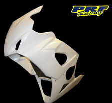 SUZUKI GSXR 1000 K5 K6 05 06 FIBREGLASS RACE FAIRING ONLY WHITE
