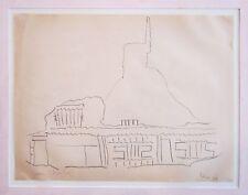 Jean Charlot / Drawing