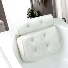 Bath Pillow Bathtub Cushion Spa Mesh Neck Back Support Relax 3D Head Hotsale